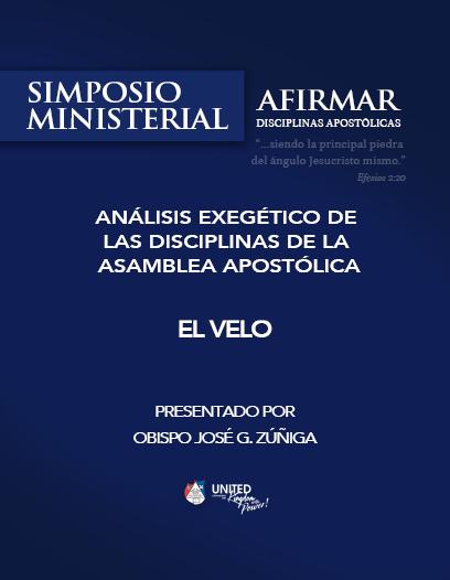 Book Cover: 285 - El velo - Análisis Exegético - Simposio ministerial